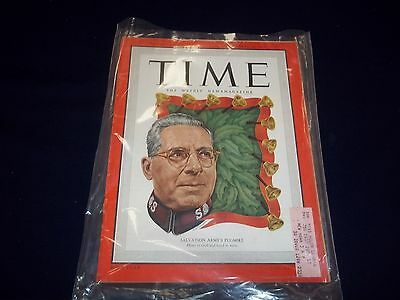 1949 DECEMBER 26 TIME MAGAZINE - SALVATION ARMY'S PUGMIRE - FRONT COVER - D 1841