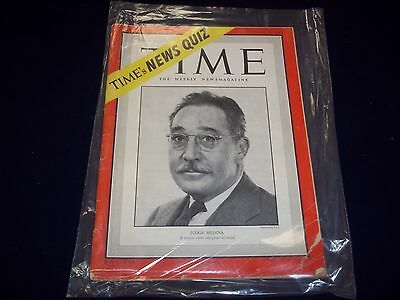 1949 OCTOBER 24 TIME MAGAZINE - JUDGE MEDINA - GREAT FRONT COVER - D 1850