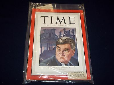 1949 MARCH 21 TIME MAGAZINE - BRITAIN'S MINISTER BEVAN - FRONT COVER - D 1875