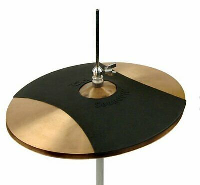 "Evans SoundOff 14"" Rubber Mute For Hi-Hat Cymbals SO14HAT"