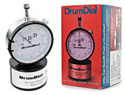 Drum Dial Precise And Easy To Use Drum Kit Tuning Drumdial Gauge ADD