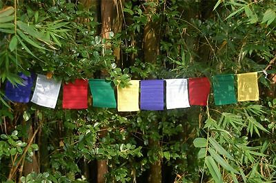 Medicine Buddha Tibetan Prayer Flags From Nepal Set Of 10 Flags