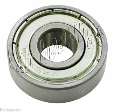 MR608-ZZ-W11 Radial Ball Bearing Double Shielded Bore Dia. 8mm OD 22mm Width