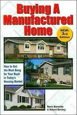 NEW Buying a Manufactured Home: How to Get the Most Bang for Your Buck in Today'