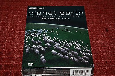 Planet Earth - The Complete Collection (DVD, 2007, 5-Disc Set) *Brand New Sealed