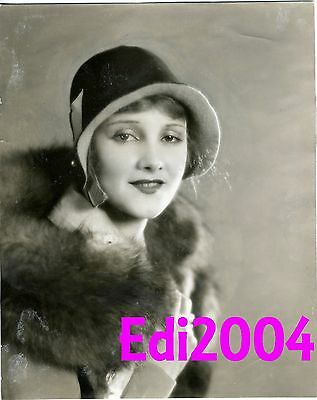 JEANNE EAGELS Vintage Original Photo RARE from Early in Career 1910's Ziegfeld