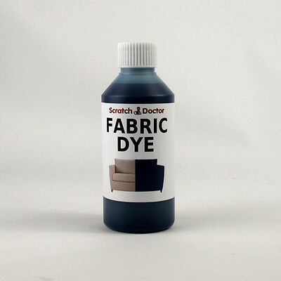 ROYAL BLUE Fabric Dye for Sofa, Clothes, Denim, & more. Repairs & Re-Colours
