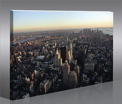 new york central park 4er bilder bild auf leinwand wandbild poster eur 34 90 picclick de. Black Bedroom Furniture Sets. Home Design Ideas