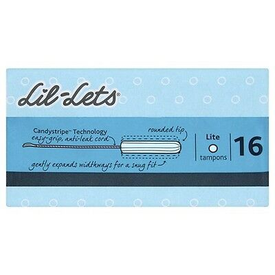 Lil-Lets Tampons Lite 16 Pack