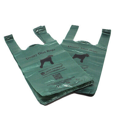 Scot-Petshop Exo Biodegradable Dog Poop Bags 300 Large Dogs Waste Bags Poo Bags