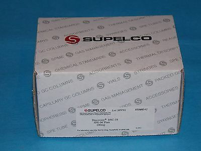 Supelco 57603-U Discovery Dsc-18 Spe-96 Plate 100Mg New In Box