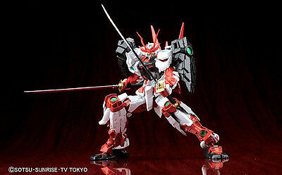 BANDAI Master Grade MG Sengoku Astray Gundam Build Fighters 1/100 Model Kit
