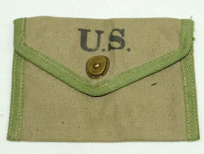 Wwii Us Army First Aid Pouch 1943-45401