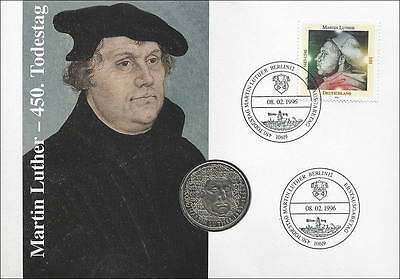 B-0899 Martin Luther - 450. Todestag