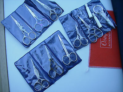 Assorted Embroidery Scissors Set/craft/sewing/Dressmaking