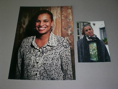 Neneh Cherry Manchild  signed signiert autograph Autogramm 20x28 Foto in person