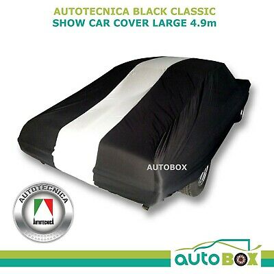 AUTOTECNICA SHOW CAR COVER INDOOR  CLASSIC HOLDEN HQ HR HT fits 4.9m BLACK LARGE