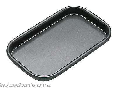 Master Class Professional Small Non Stick 6.5 Inches x 4 Inch Baking Tray