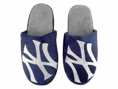 MLB New York Yankees Men's Slippers Soft and Comfortable