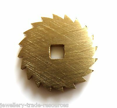 17mm REPLACEMENT BRASS CLOCK WINDING RATCHET WHEEL SPARES REPAIRS PARTS