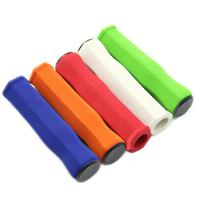 Propalm Bicycle Sponge Soft Grips Set Folding Bike Handlebar Anti-Skid Set New