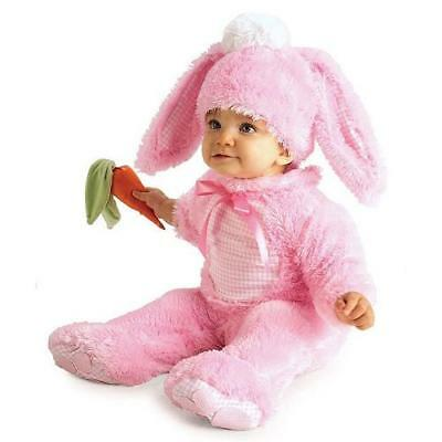 The Cutest Pink Rabbit Baby Fancy Dress Easter Bunny Costume Child Kids 0-18 M