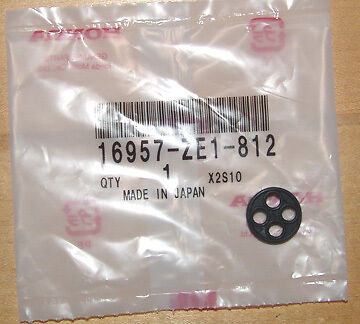 Honda Petcock Packing Gasket Xl250 Xl350 Xr75 Z50A 16955-028-004 16955-011-010