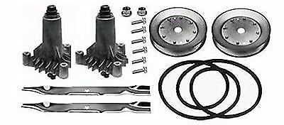 "-NEW LT1000 42"" Deck Rebuild Kit Sears Craftsman Mowers 130794 138498 144959 KEV"