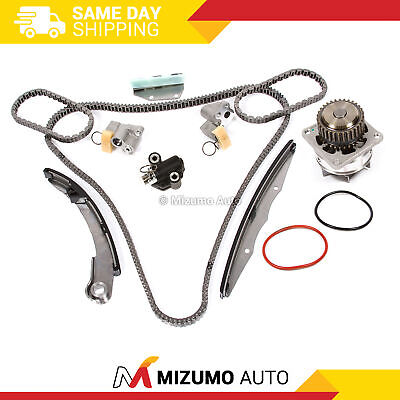 Timing Chain Kit Water Pump Fit 05-10 Nissan Frontier Pathfinder Xterra VQ40DE