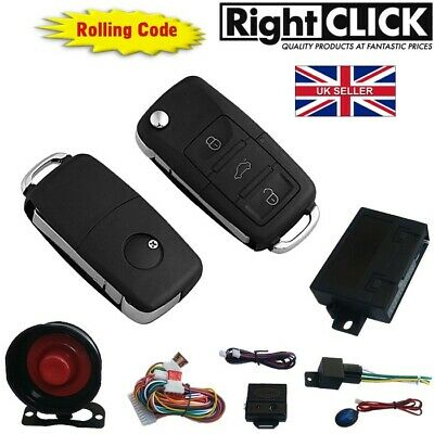Car Alarm Remote Central Lock Immobiliser VW  AL851-2HC