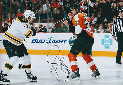 Tom SESTITO Sheffield Steelers Ice HOCKEY Signed Autograph Photo AFTAL COA NHL