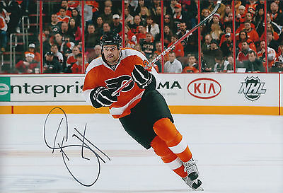 Tom SESTITO Sheffield Steelers Ice HOCKEY Signed Autograph Photo AFTAL Canucks