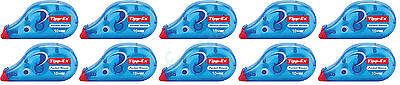 10 x Tipp-Ex Correction Roller Tape Tippex Wizard Mouse - Same Day Dispatch