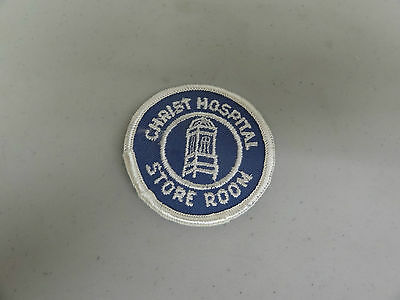 Patch Christ Hospital Store Room