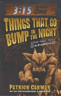 3:15 Season One - Things That Go Bump In The Night By Patrick Carman - NEW