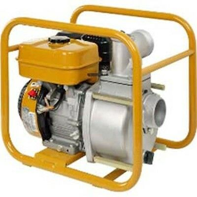 """COMMERCIAL Trash Pump - 3"""" Suction & Discharge Port - 246 GPM - 40 PSI - 6 HP"""