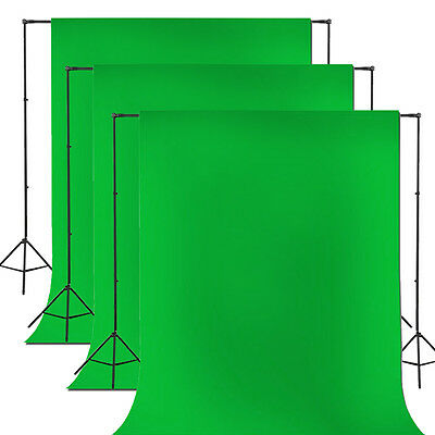 All Size Green Photo Backdrops Chromakey Screen Muslin Photography Background