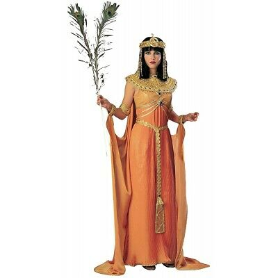 Cleopatra Costume for Women Deluxe Adult Halloween Egyptian Goddess Fancy Dress