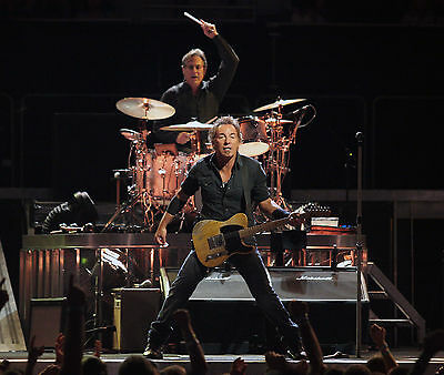 Bruce Springsteen 8X10 Glossy Photo Picture Image #2