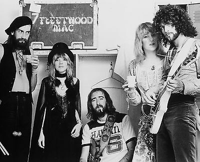 Fleetwood Mac 8X10 Glossy Photo Picture Image #3