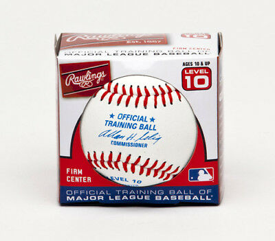 Rawlings Level 10 Practice or Training Baseball ROTB10 (Pack of 12)