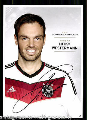 Heiko Westermann  DFB AK WM 2014 TOP
