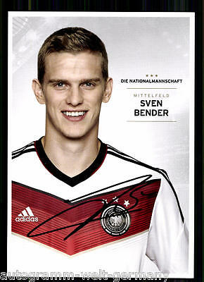 Sven Bender  DFB AK WM 2014 TOP