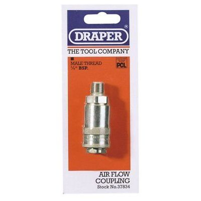 Draper/PCL Female AirTools Fitting Coupler Air Line Tools Connector Coupling