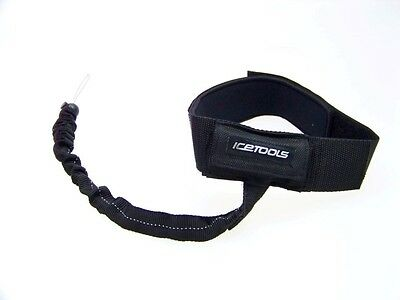LOCK LEASH Icetools Diallock for Snowboards Binding Raceboard Freestyle