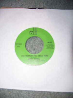 "Bobby Russell 45 1432 Franklin Pike / Let's Talk About Them rpm record 7"" vinyl"