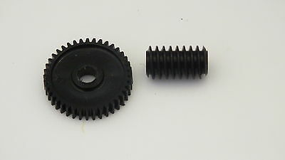 X8199 hornby triang spare parts worm & gear B6C