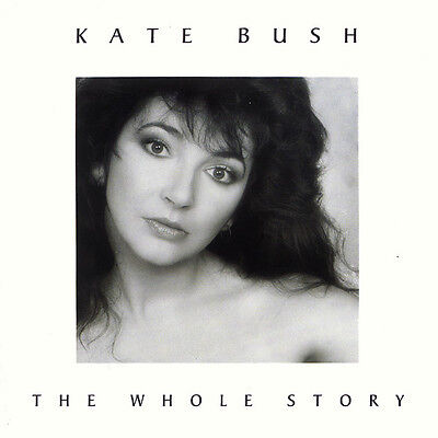 Kate Bush The Whole Story Greatest Hits Cd Album