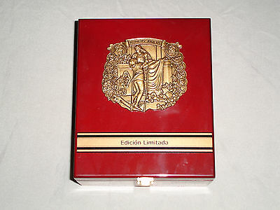 Romeo And Julieta Limited Edition Number 2 Brand New Red Cigar Box