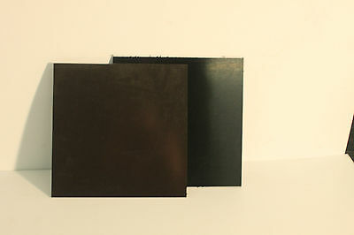 4 mm Phenolic resin paper based sheet 200 mm x 200 mm Electrical insulation etc